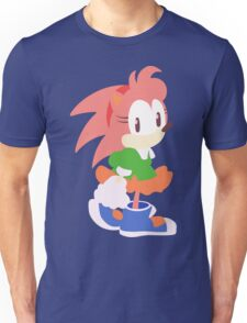 Amy Rose The Hedgehog Unisex T-Shirt