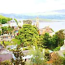 Portmeirion Vista by Mishka Gra