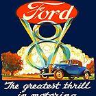 Ford V8  III by Mike Pesseackey (crimsontideguy)