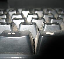 dirty Keyboard :P by Areej27Jaafar