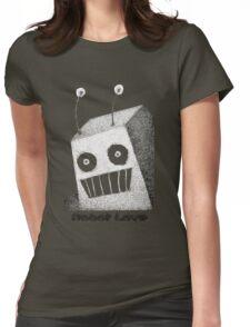 Ro-Bro Womens Fitted T-Shirt