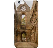 Jedburgh Abbey iPhone Case/Skin