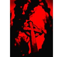 cross Photographic Print
