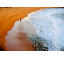 A Walk On The Wild Side - Sydney Beaches - The HDR Experience Photographic Print