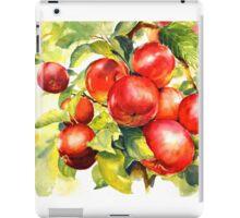 Red abundance iPad Case/Skin