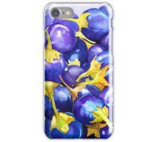 Purple abundance  iPhone Case/Skin