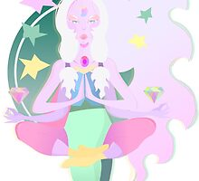 Yoga Opal by britlynb