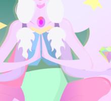 Yoga Opal Sticker