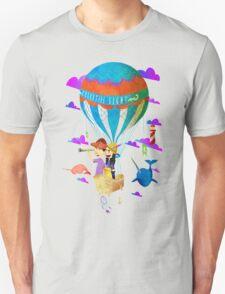 Celestial Light Unisex T-Shirt