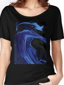 The Blue Kiss Women's Relaxed Fit T-Shirt