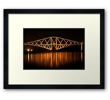 Rail Bridge  Framed Print