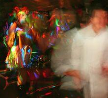 Lets Dance by Tony Waite