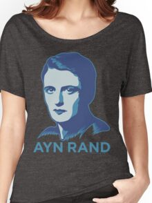 Ayn Rand Women's Relaxed Fit T-Shirt