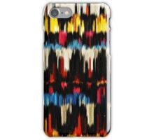 Paint Color Splatter Brush Stroke iPhone Case/Skin