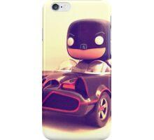 Batman & Batmobile iPhone Case/Skin