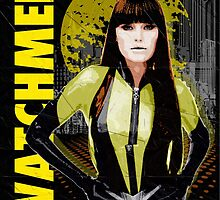 Watchmen - Silk Spectre by jeanmafuentes