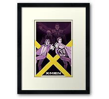 XMen: Days of Future Past Movie Poster Framed Print