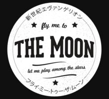 Fly me to the Moon by fallingjaegers