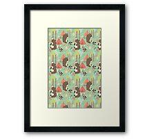 Bears of Summer Framed Print