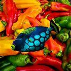 pepper pond by Bruce  Dickson