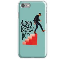 Fito y Fitipaldis  iPhone Case/Skin