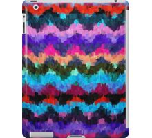 Abstract Paint Color Splatter Brush Stroke #2 iPad Case/Skin