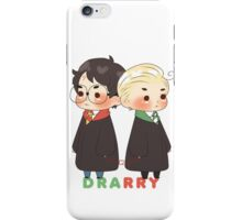 Chibi Drarry iPhone Case/Skin
