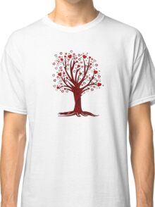 Heart Tree (2) Classic T-Shirt