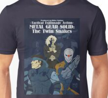Metal Gear Solid: The Twin Snakes Unisex T-Shirt