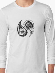 Ying Yang - Fox Nerd T-Shirt