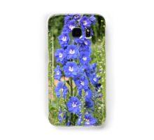 Stalk of Delphiums Samsung Galaxy Case/Skin