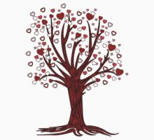 Heart Tree Kids Clothes