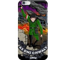 Warsaw Uprising 1944 iPhone Case/Skin