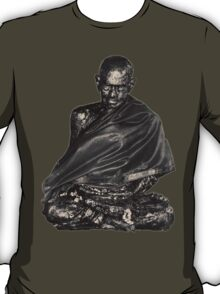 Golden Buddha statue V2 T-Shirt