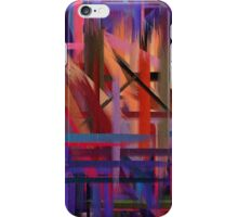Paint Color Splatter Brush Stroke #3 iPhone Case/Skin