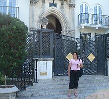 Versace's mansion in Miami, Florida by chord0