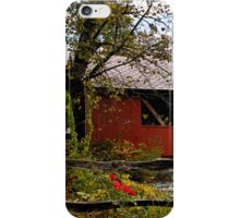 Creamery Bridge iPhone Case/Skin