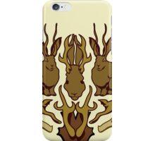 Jackalope Crest iPhone Case/Skin