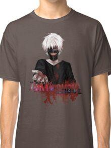 Kaneki white hair Classic T-Shirt