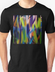 Paint Color Splatter Brush Stroke #4 T-Shirt