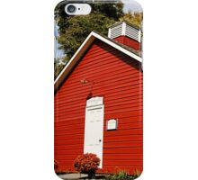 Kripplebush Schoolhouse iPhone Case/Skin