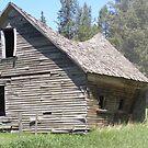 Old building by Jennifer Johnson