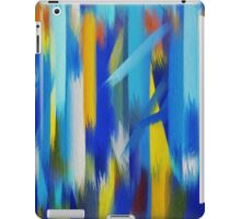 Paint Color Splatter Brush Stroke #5 iPad Case/Skin