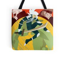 Metal Gear Solid 2: Sons of Liberty Tote Bag