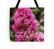 Heart of a flower, #17 Big Sur (softened) Tote Bag