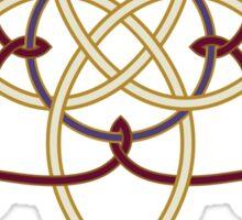 Ostara Tarot Card Design 1 Sticker