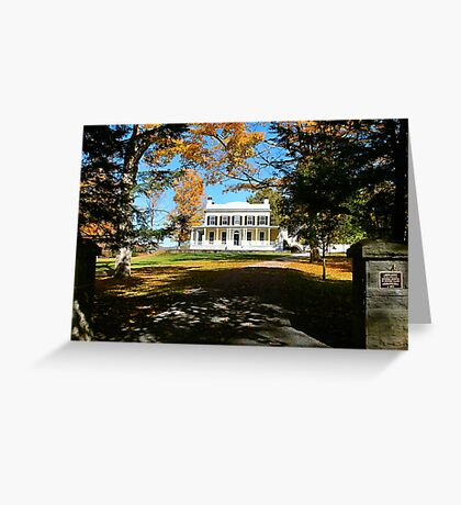 Lakelands Estate Greeting Card