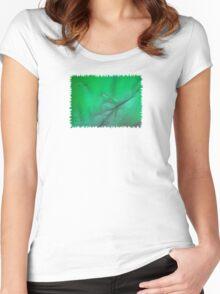 Fairyland   - JUSTART ©  Women's Fitted Scoop T-Shirt