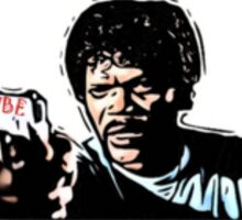 Pulp Fiction, Sam Sticker