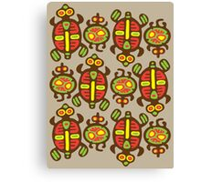 Fabulous Turtles Canvas Print